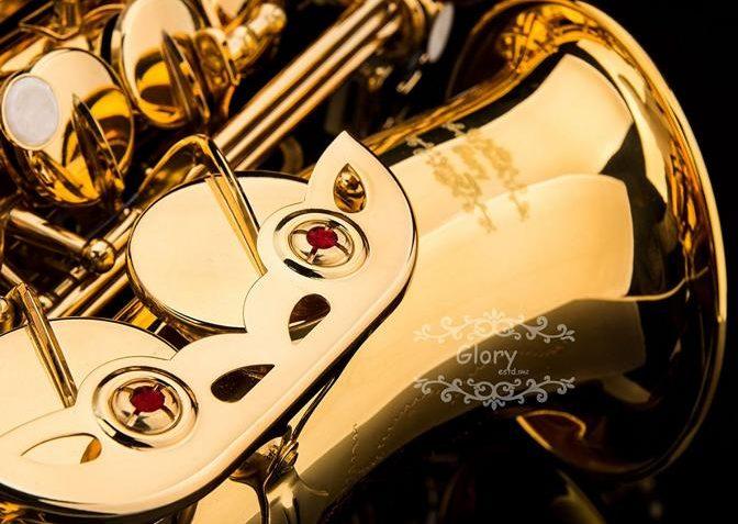 Glory Professional Alto Eb Saxophone