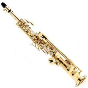 sopranino saxophone
