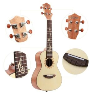 donner concert mahogany ukulele accessories best of 2018