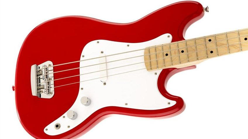 Squier by Fender Bronco Bass