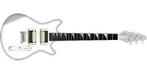 types of electric guitars