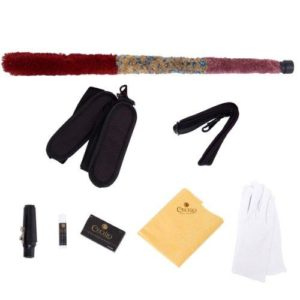 Cecilio Soprano Sax Package Accessories Bundle