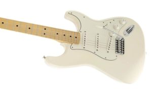 The Fender Standard Stratocaster Electric Guitar