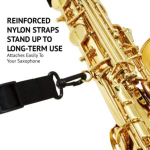 Lyxjam Alto Saxophone straps