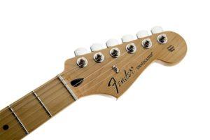 The Fender Standard Stratocaster guitar