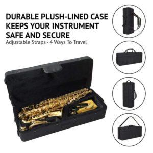 Lyxjam Alto Saxophone case