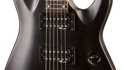 Schecter C-1 SGR electric guitar