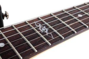 C1 SGR fretboard