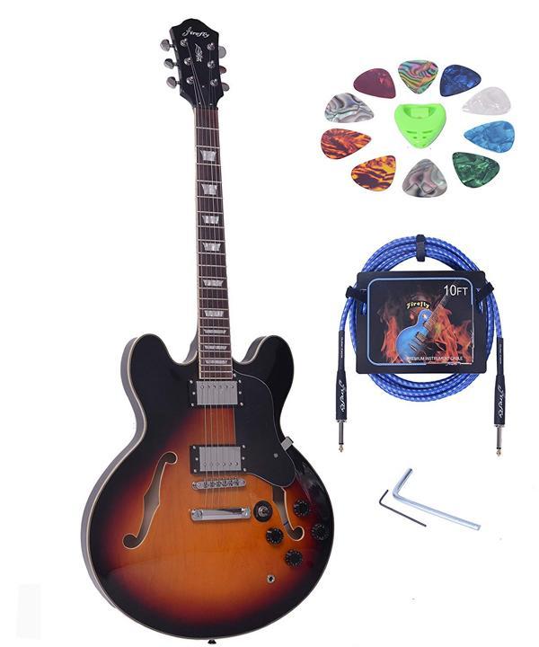 Firefly Hollow body Guitar
