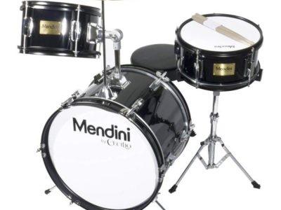 Mendini 16 inch 3-Piece Junior Drum Set