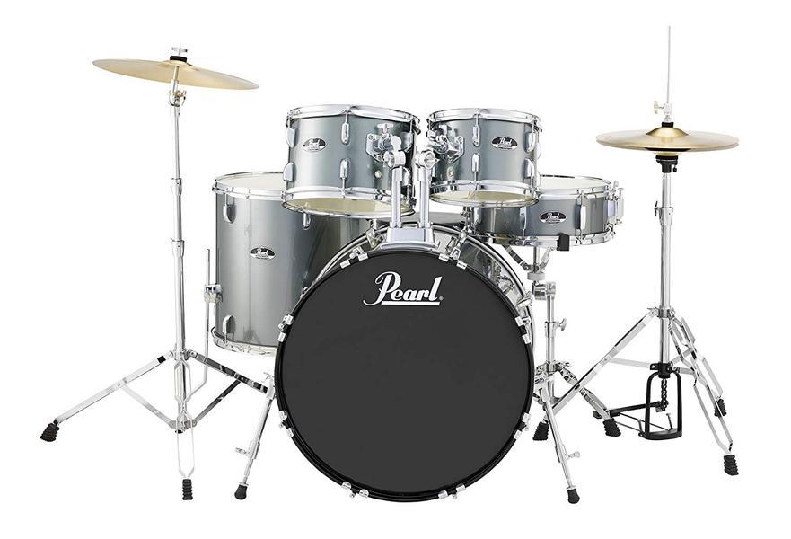 The Pearl RS525SCC706 Roadshow 5-Piece Drum Set