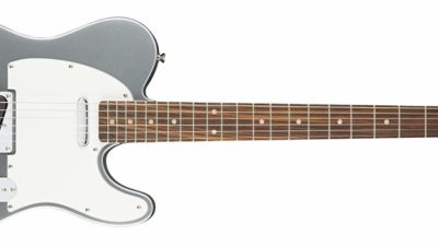 Squier by Fender Affinity Series Telecaster Beginner Electric Guitar - Slick Silver