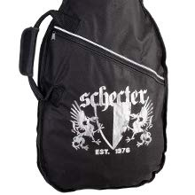 The Schecter C-1 SGR electric guitar gig bag