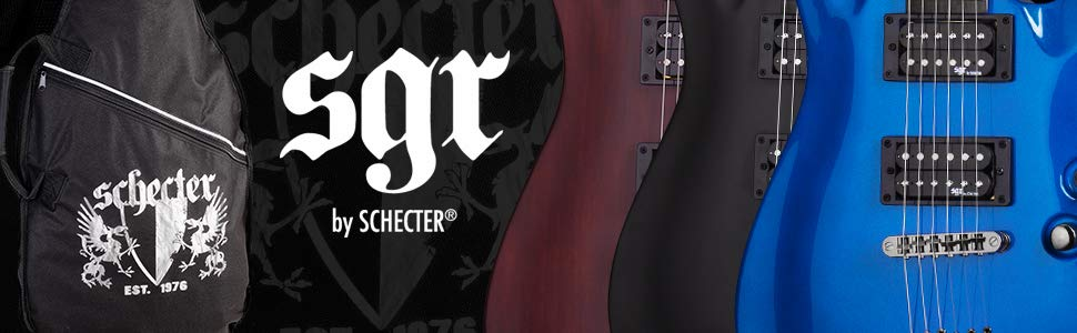 C-1 SGR electric guitar by Schecter