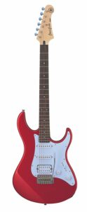 Yamaha Pacifica series PAC012 Electric Guitar Red