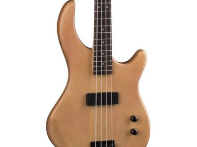 Dean E09M Edge Mahogany Electric Bass Guitar – Natural