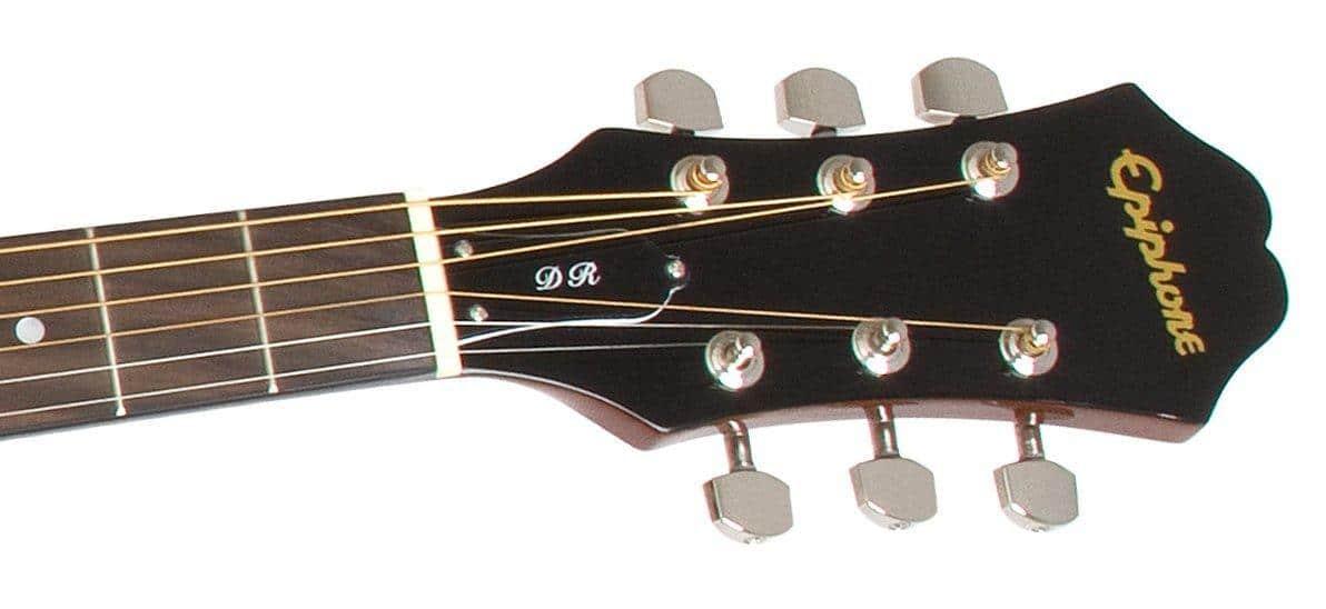 Epiphone DR-100 Acoustic Guitar 4