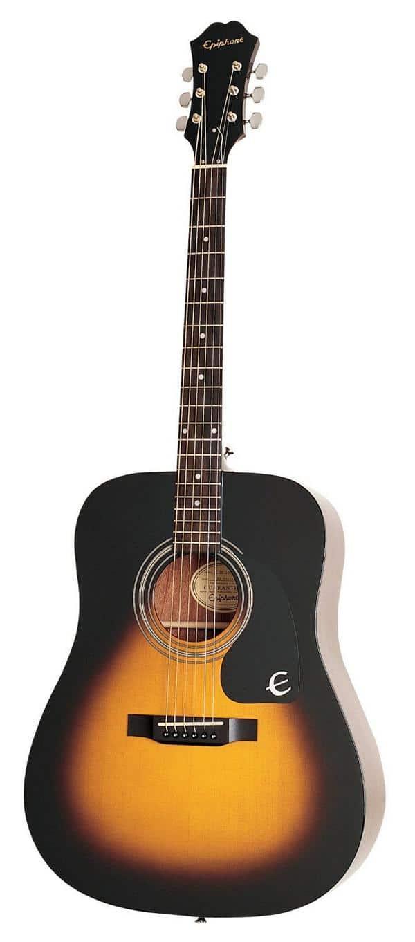Epiphone DR-100 Acoustic Guitar 1
