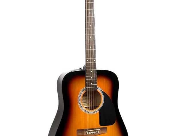 Fender FA-100 Sunburst