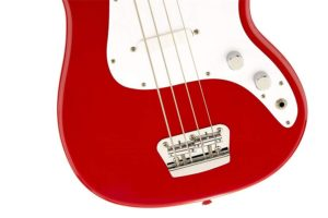 Squier Bronco Bass guitar