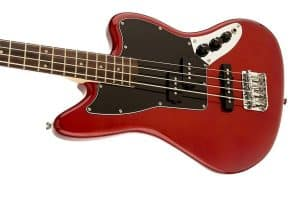 Fender Short Scale Bass Guitar