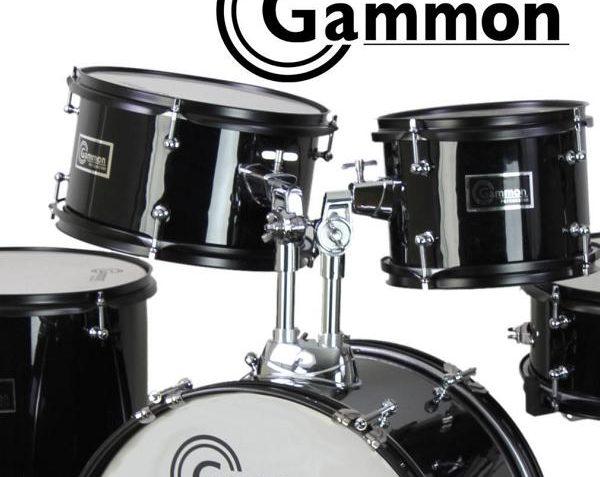 Gammon 5 Piece Junior Drum Set