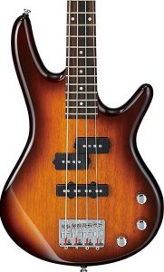 The Ibanez 4 String Bass Guitar