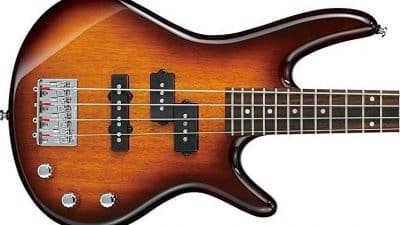 The Ibanez 4 String Bass Guitar pros