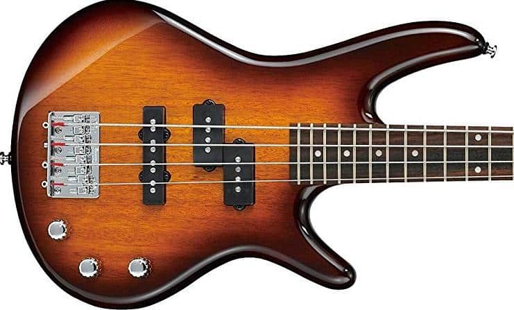 Bass Guitars - The Ibanez 4 String Bass Guitar pros