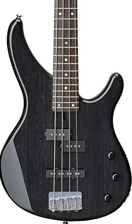 Yamaha TRBX174EW 4 String Bass Guitar