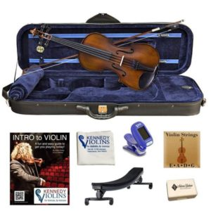 The Bunnel Premier Violin Package