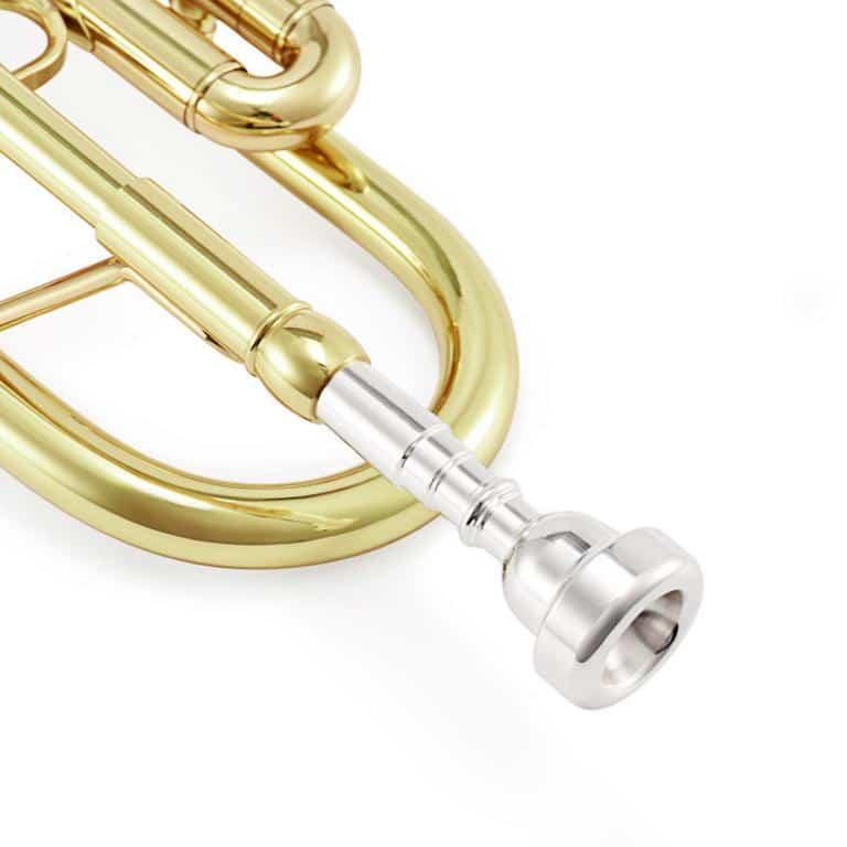 Eastar Gold Trumpet Brass ETR-380 Standard Bb Trumpet
