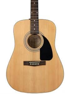 Fender FA-100 Dreadnought Acoustic Guitar for beginners