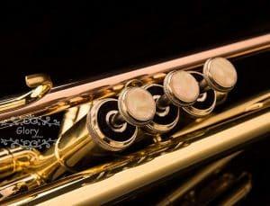 Glory Brass B-Flat Trumpet