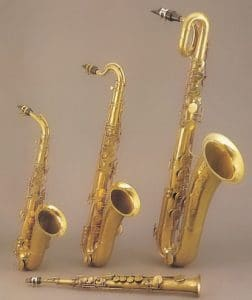 alto vs tenor sax sizes