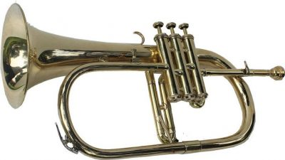 Queen Brass Flugelhorn