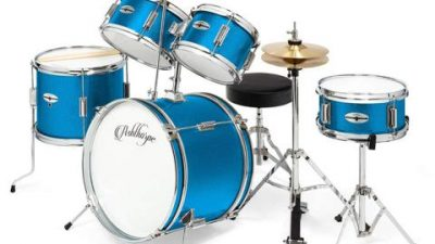 Ashthorpe 5 Piece Junior Drum Set