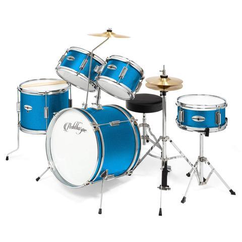 Ashthorpe 5 Piece Junior Drum Set