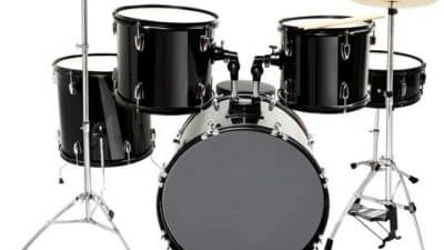 Larigma 5 Piece Full Size Drum Set