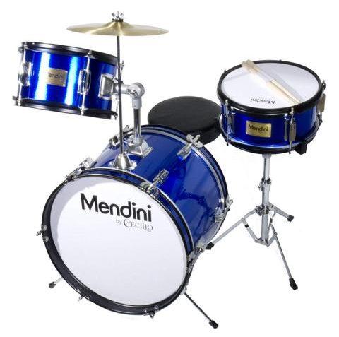 Mendini 3-Piece 16 inch Junior Drum Set