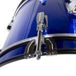 Mendini 3-Piece 16 inch Junior Drum Set drum