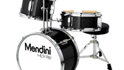 Mendini 13 inch 3-piece Junior Drum Set