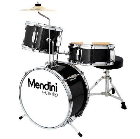 Mendini 13 inch 3-piece Junior Drum Set