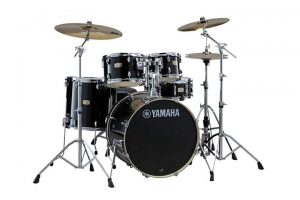 Full Drum Set By Yamaha