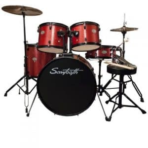 Rise Full Size 6-Ply Drum Set kit