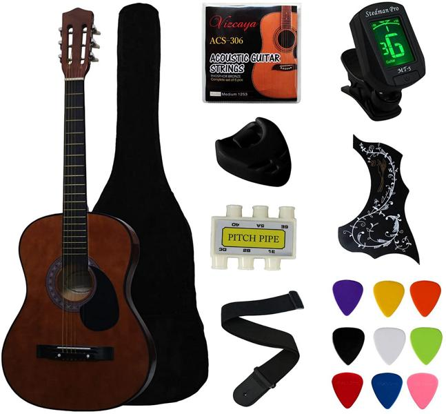 Fender FA-115 Acoustic Guitar Pack