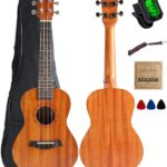 Vizcaya UK23C-MA CONCERT UKULELE - PICTURE OF BUNDLE KIT