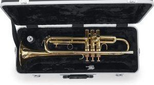 Lightweight Molded Trumpet Case