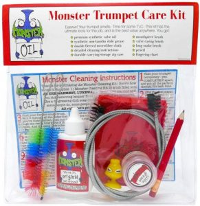 Monster Trumpet Care and Cleaning Kit