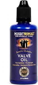 Music Nomad MN703 Premium Valve Oil, 2 oz